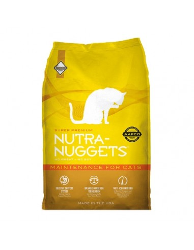 Nutra Nuggets Maintenance Gatos
