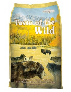Taste of the Wild Prairie Canine - Bisonte y Venado