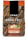 Evolve Grain Free Pavo (Para todas las edades – Pavo Libre de Granos)