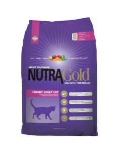 Nutragold Holistic Finicky Adult Cat - Gato Adulto