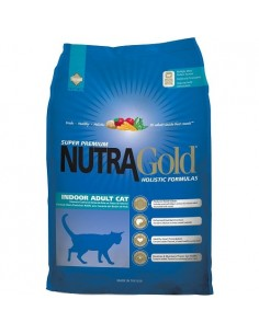 Nutragold Holistic Indoor Adult Cat - (Gato Adulto)