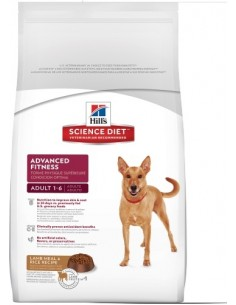 Hill's Advanced Fitness Original Dog Food Cordero y Arroz - Adulto