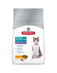 Hill's Gato Adulto Mayor Indoor Age Defying