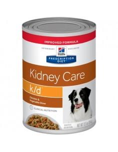 Hill's Lata k/d - Kidney Care - Pollo y Vegetales - 354gr