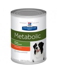 Hill's Lata Perro Metabolic - 370gr