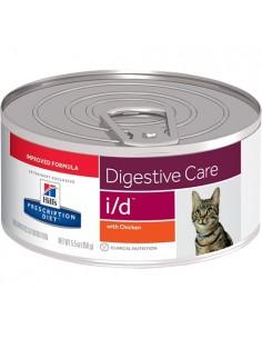Hill's Lata Gato i/d - Cuidado Digestivo - 156gr
