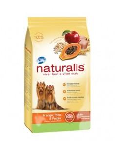 Naturalis Adultos Frutas Razas Pequeñas - 2Kg (4,4 Lbs)