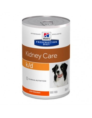 Hill's Lata k/d - Kidney Care - Original - 370gr