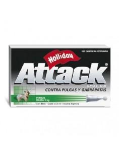 Attack Pipeta - Perros de 0 a 5 Kg