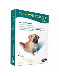 Revolution 12% 2,0 ml - Perros de 20,1 a 40 Kg