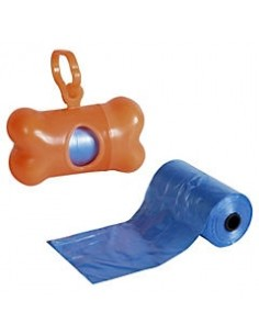 Dispensador de bolsas Pet Spa - Bolsas x 20 un